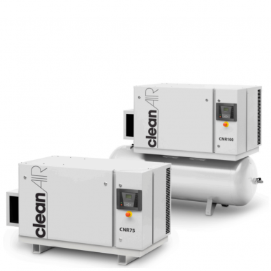 CleanAIR CNR Zuiger Compressoren