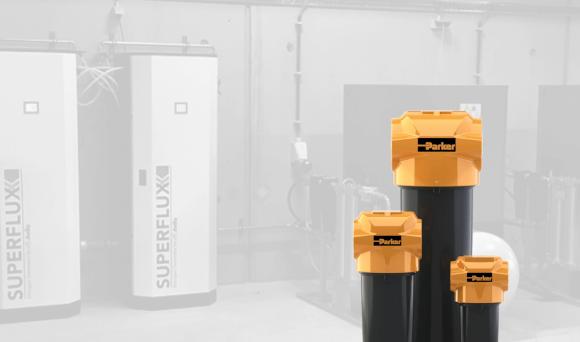 Product launch: Parker OIL-X Filter Range