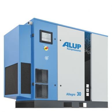 ALUP LARGO & ALLEGRO Screw Compressors