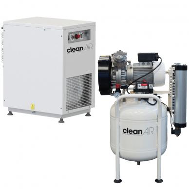 CleanAIR CLR Zuiger Compressoren